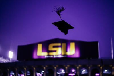 LSU Graduate Photo