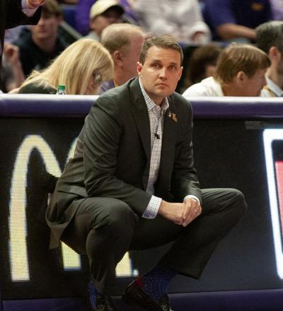LSU Men's Basketball defeats Mizzou