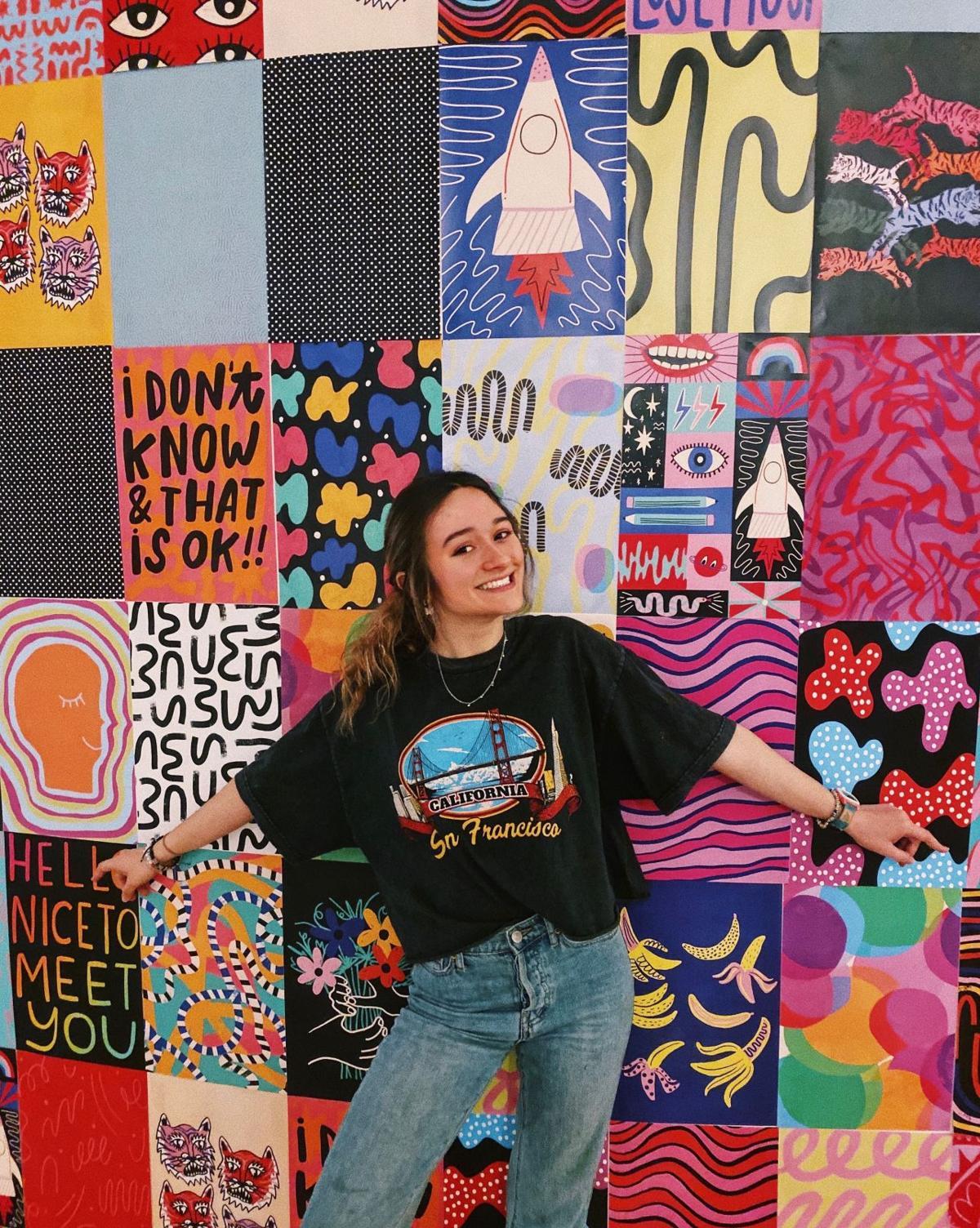 Student Spotlight Digital Advertising Junior Grace Owen Uses Her