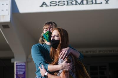 PHOTOS: LSU students protest against sexual assault