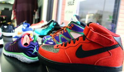 ff5614a133a Sneaker Politics expands business