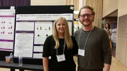 Caffey Concussion research