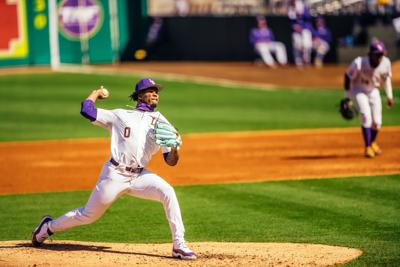 LSU Baseball vs. Air Force