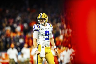 PHOTOS: LSU defeats Clemson in the National Championship