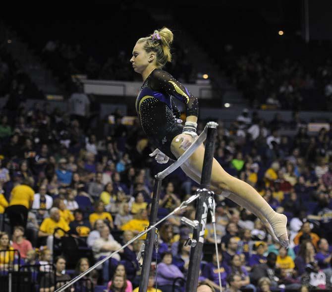 4.5 NCAA Gymnastics Regional