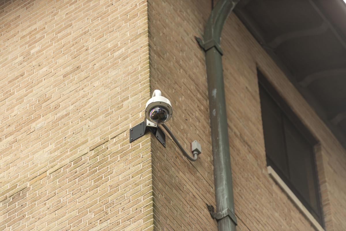 LSU Security Cameras