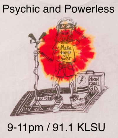 Psychic and Powerless 05/26/21