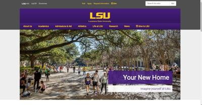 New LSU.edu