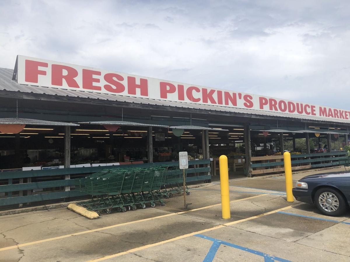 fresh pickens