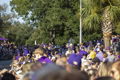 March Down Victory Hill vs. McNeese