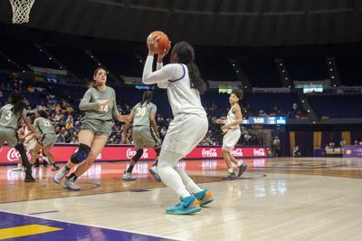 LSU Women's Basketball Breaks 3 Game Losing Streak