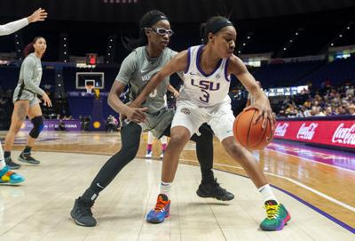 LSU Women's Basketball Breaks 3 Game Losing Streak