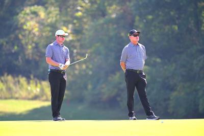 'He is my best friend:' Chuck and Trey Winstead rooted in faith, family, golf