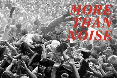 More Than Noise 9/5/18