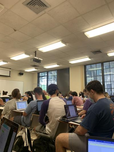 classroom capacity