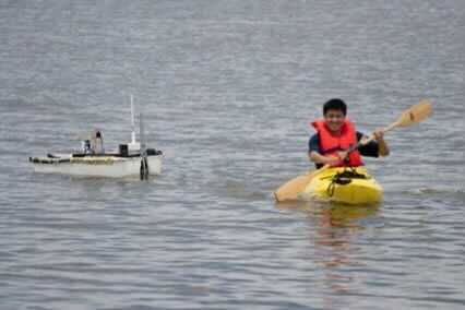 Marine robotic diving research