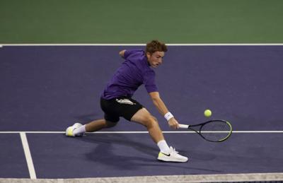 PHOTOS: LSU men's tennis defeats Incarnate Word