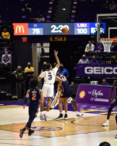 PHOTOS: LSU men's basketball defeats Auburn