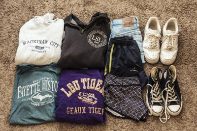 Essential College Clothing