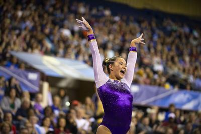 2019 NCAA Women's Gymnastics Championship Semifinals