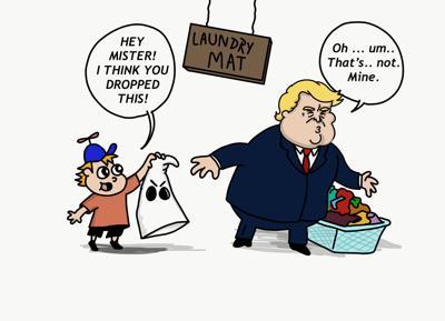 Trump Has Always Been...