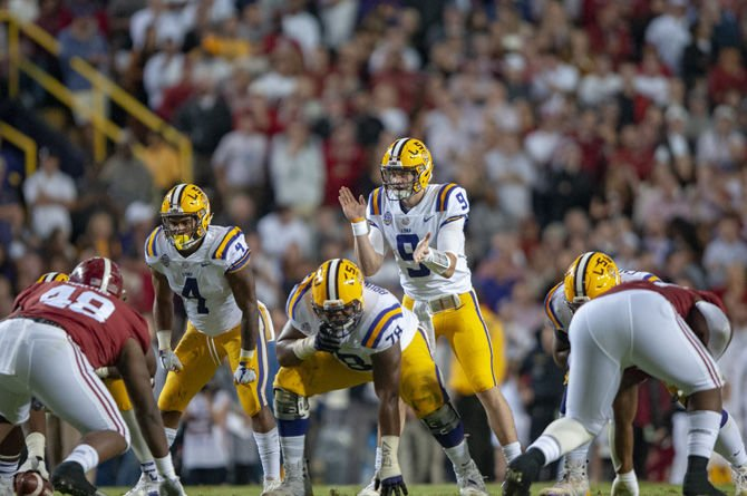 11.3.18 LSU vs Alabama