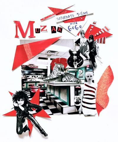Muzak cover photo