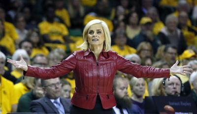 LSU Mulkey Basketball