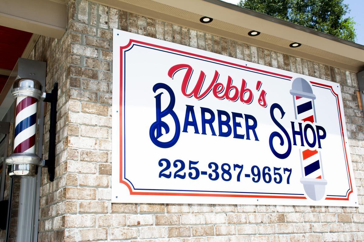 Webb's Barber Shop
