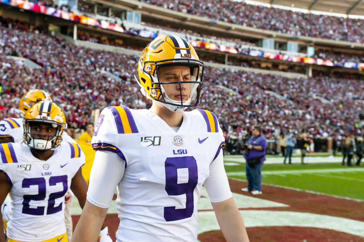 LSU Defeats Alabama