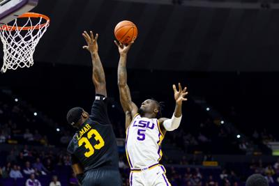LSU defeats UMBC