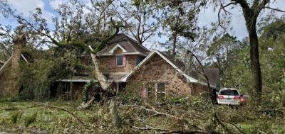 Hurricane Ida - Houma