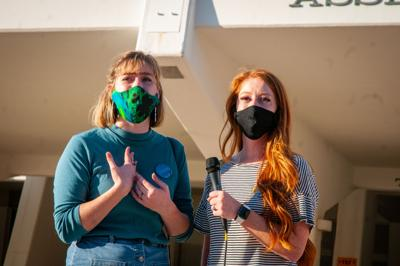 LSU protest against sexual assault mishandlings