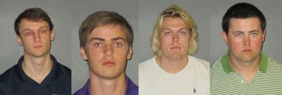 Two former LSU students plead no contest to hazing charges in Max