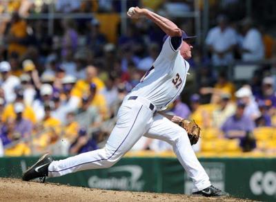 Baseball, LSU vs. Jackson State 5/31/2013