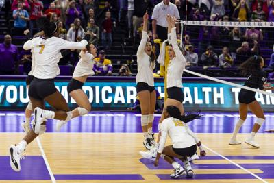 PHOTOS: LSU defeats Mississippi State