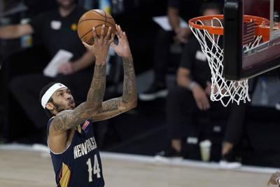 Pelicans Ingram Basketball
