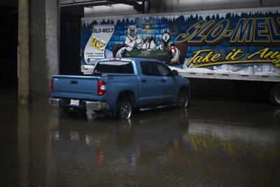 Campus Flooding