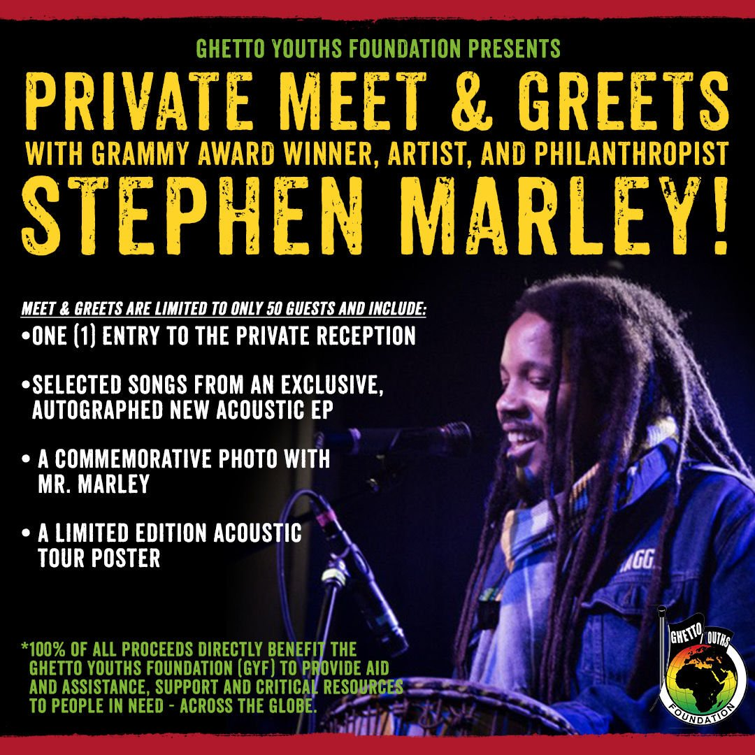stephen marley poster