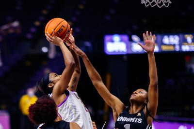 PHOTOS: LSU women's basketball falls to UCF