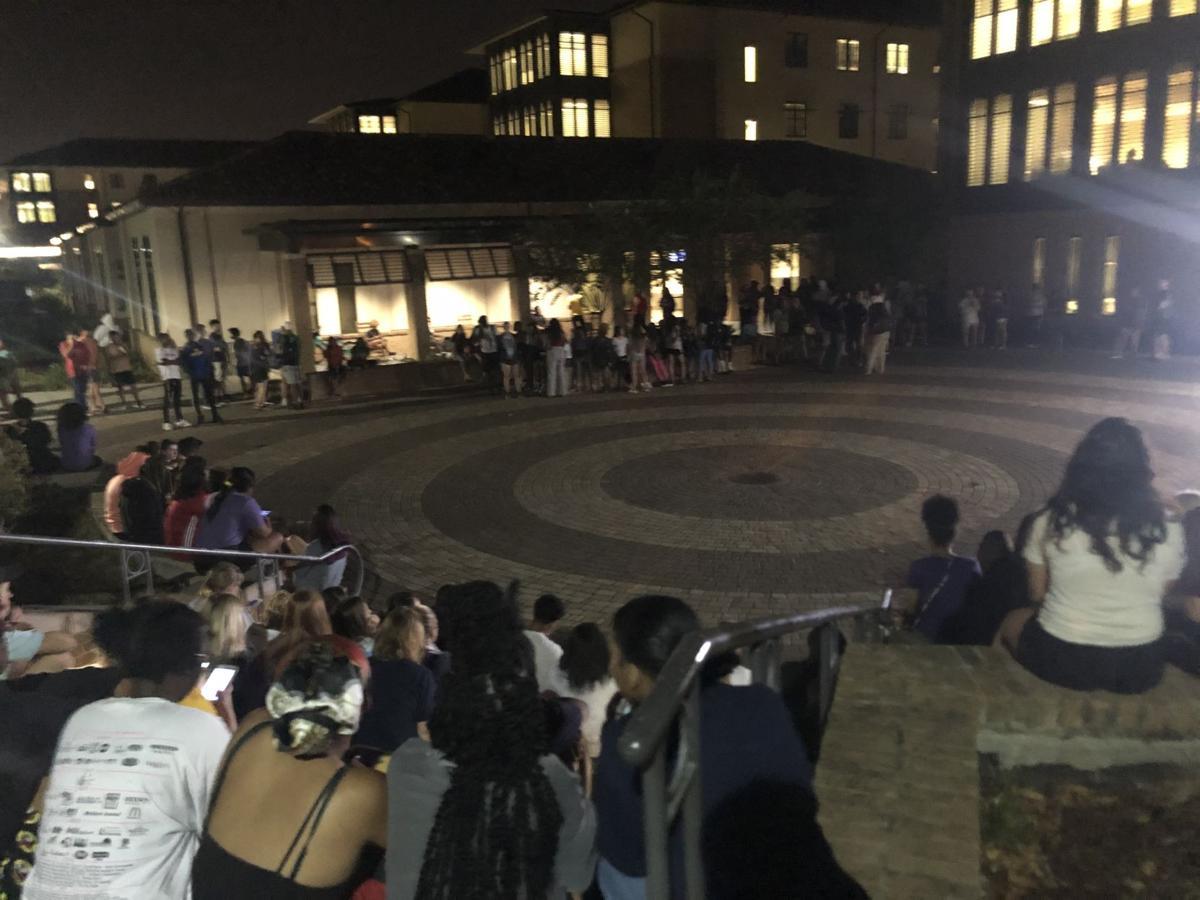 cypress hall vigil 09.17.19