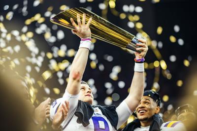LSU wins the National Championship