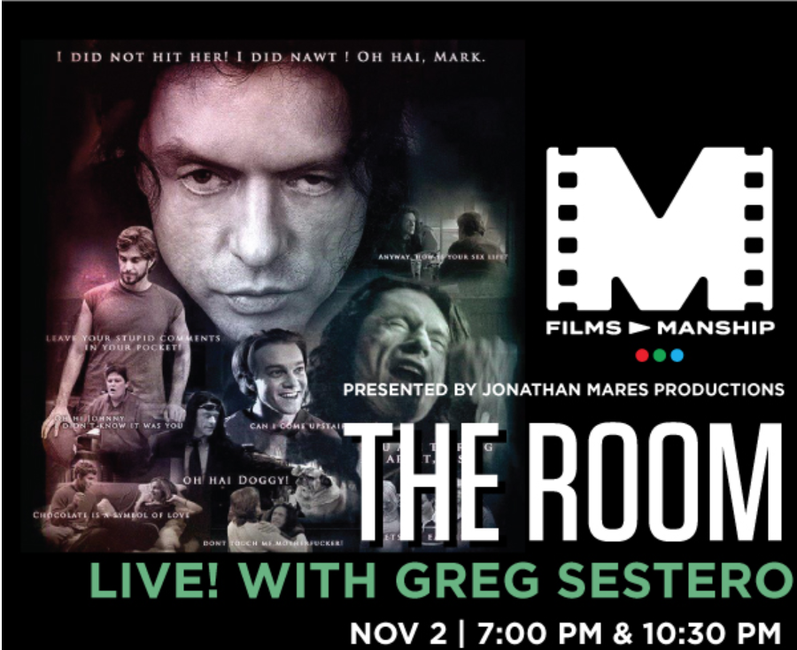 the room live