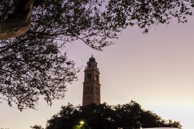 LSU Memorial Tower