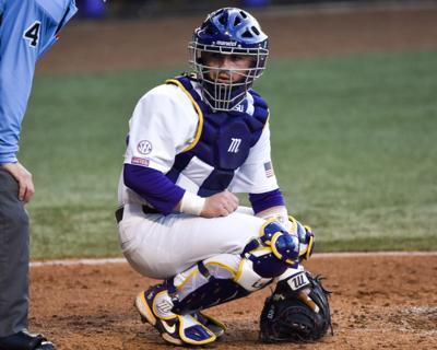 PHOTOS: LSU baseball falls to Vanderbilt in Game 1 of weekend series