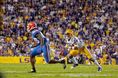 LSU Defeats Florida