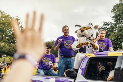 PHOTOS: LSU National Championship Parade