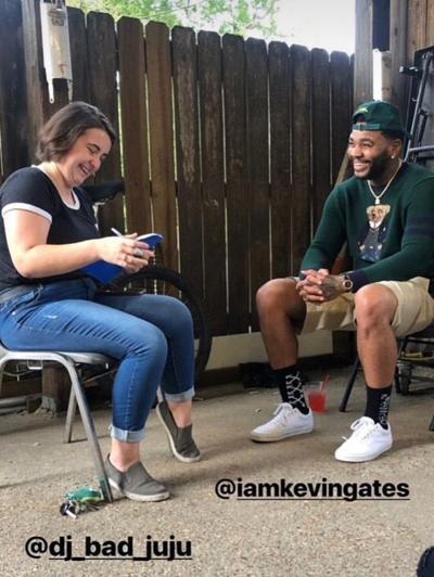 KG interview