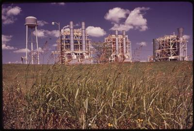 New Orleans Chemical Plant