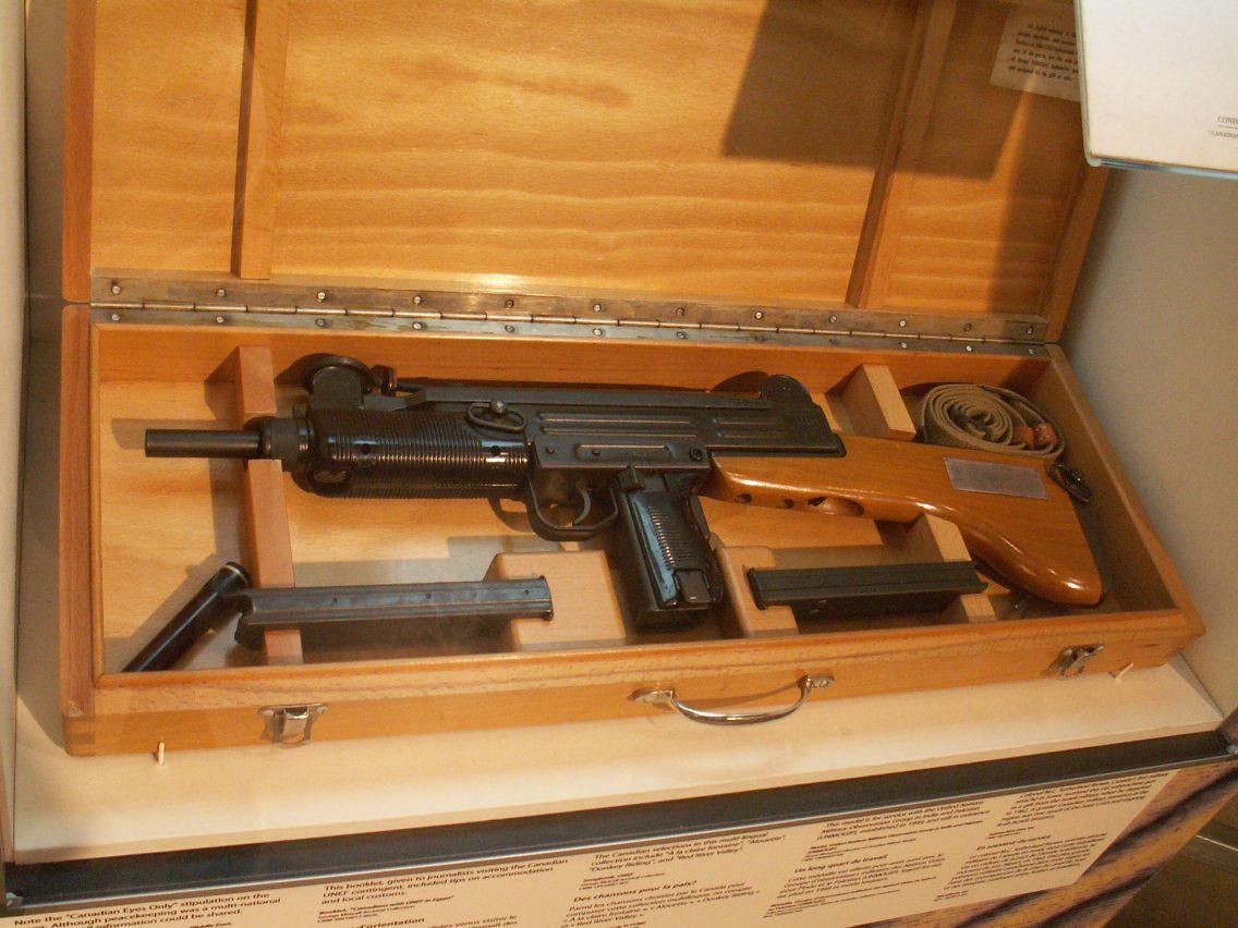 Louisiana bill filed to regulate Uzi submachine guns   The